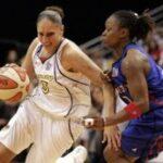 WNBA: Phoenix Mercury-New York Liberty