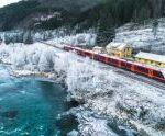 Grandes viajes en tren por Europa